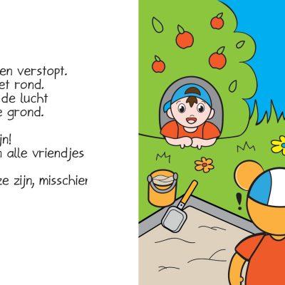 Beertje kinderboek - pagina 1