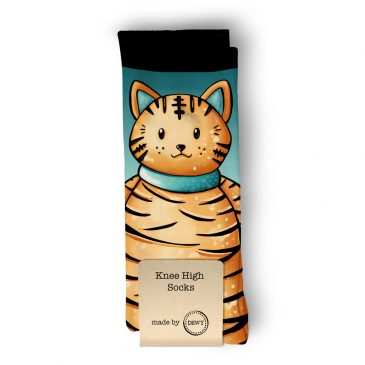 Cat-socks-DewyCreations by .