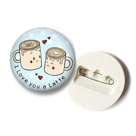 Coffee-lover-button-small-DewyCreations by .