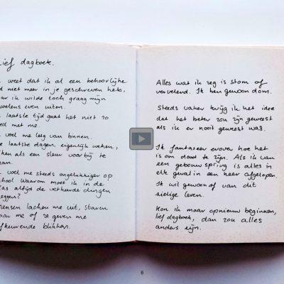 Dagboek pagina 3