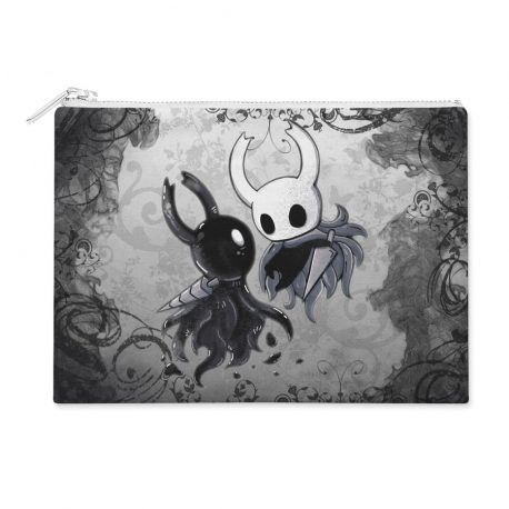 Etui-Hollow-Knight-pencil-case-black by .