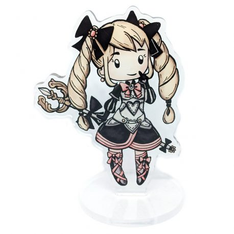 Fire-Emblem-Fates-Elise-Acrylic-standee by .