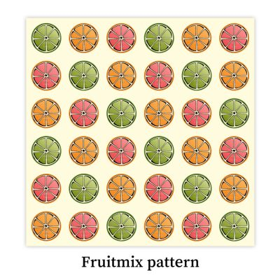 Fruitmix-pattern-DewyCreations by Dewy Venerius.