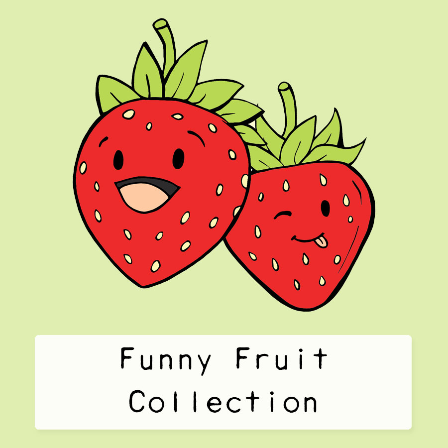 Funny-Fruit-Collection by .