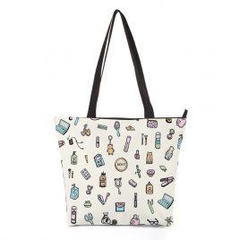 Handbag-cute-makeup-pattern-DewyCreations by .