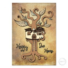 Happy-new-home-treehouse-card3B by Dewy Venerius.