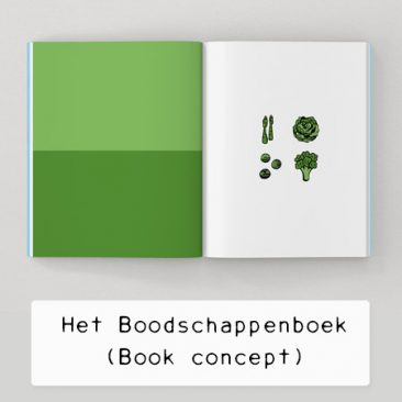 Het-boodshappenboek by .