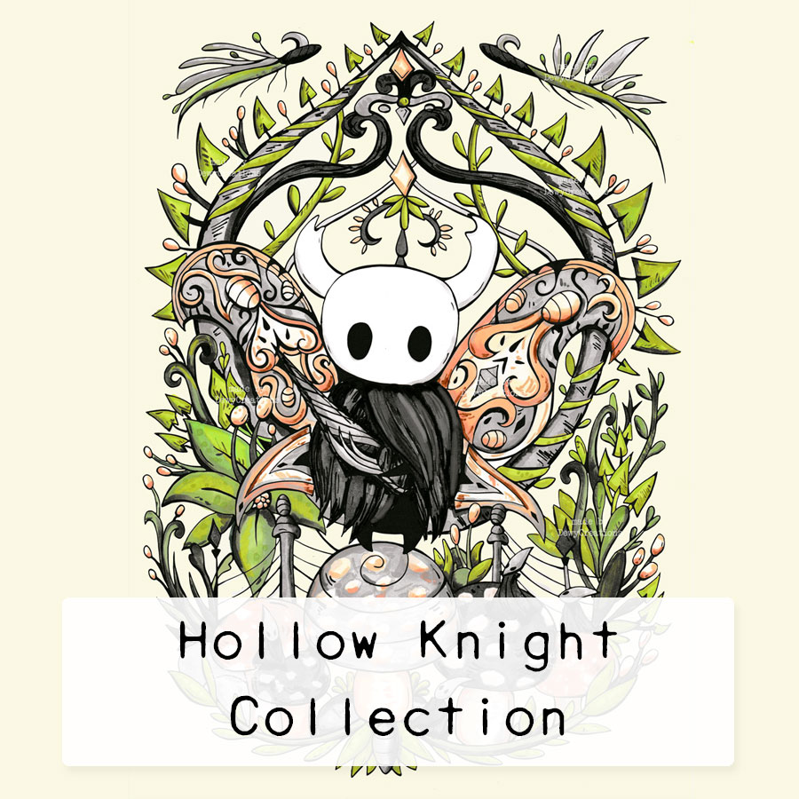 Hollow-Knight-Collection by .