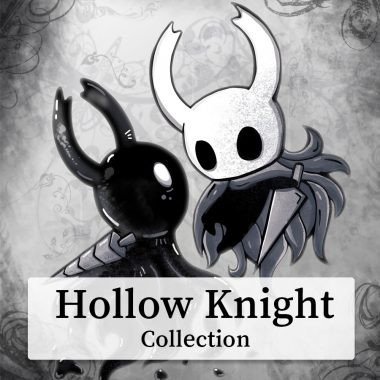 Hollow-Knight-Collection2 by .