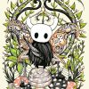 Hollow-Knight-artwork-the-Knight-Greenpath-DewyCreations by .
