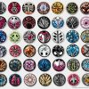 Hollow-Knight-charms-buttons-completeB by .
