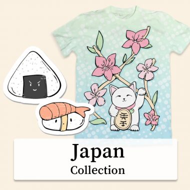 Japan-Collection-DewyCreations by .