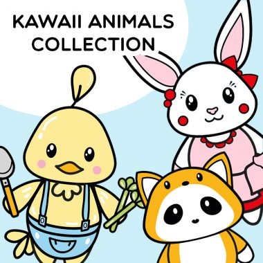 Kawaii-Animals-Collection-Dewy-Venerius by .