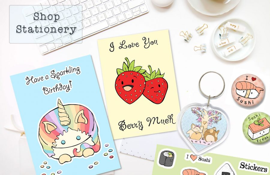 Kawaii-Japanese-Dutch-stationery-DewyCreations by .