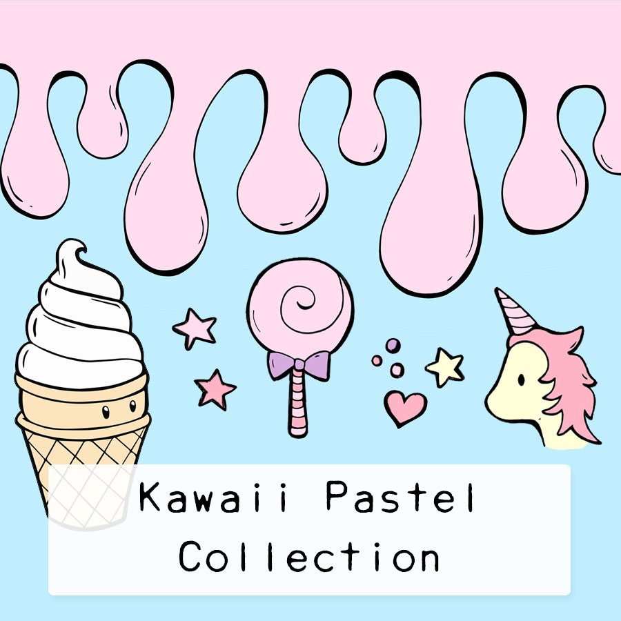 Kawaii-Pastel-Collection by .
