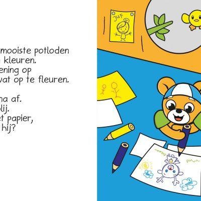 Beertje kinderboek - pagina 2