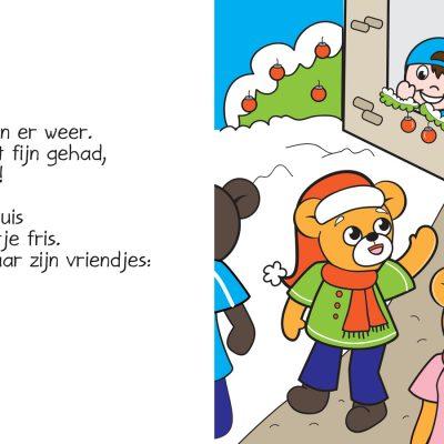 Beertje kinderboek - pagina 3