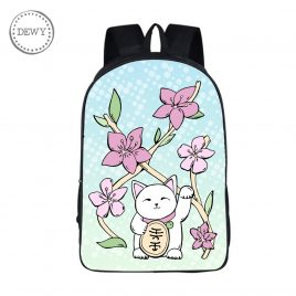 Lucky-Cat-BackpackB by Dewy Venerius.