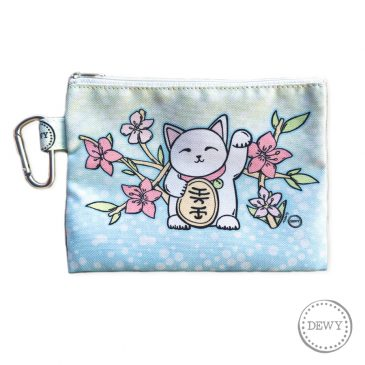 Lucky-cat-etui-pencil-case by .