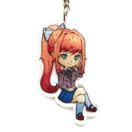 Monika-acrylic-keychain-DewyCreations-web by .