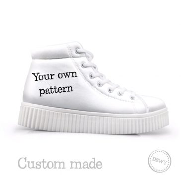 Own-pattern-sneakers-custom-made-DewyCreations by .