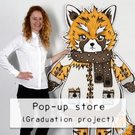 Pop-up-store-DewyCreations by .