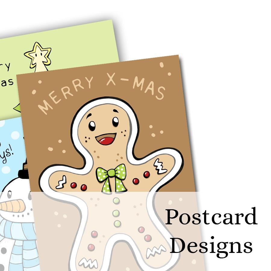 Wenskaart-ontwerpen-designs-DewyCreationsC by .