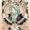Rhea-Fire-Emblem-Three-Houses-fanart-DewyCreations by .