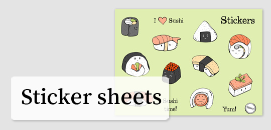 Sticker-sheets-DewyCreations4 by .