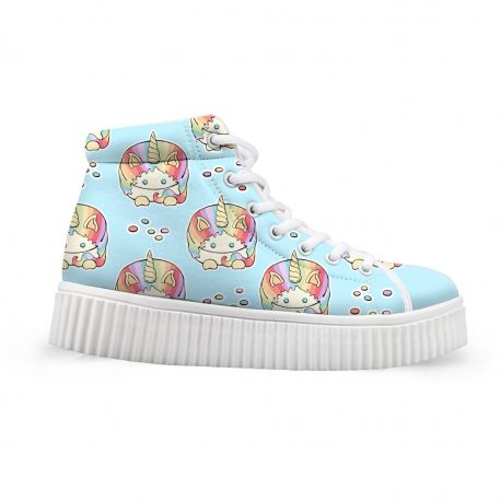 Unicorn-sneakers-DewyCreations by .