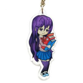 Yuri-acrylic-keychain-DewyCreations-web by .