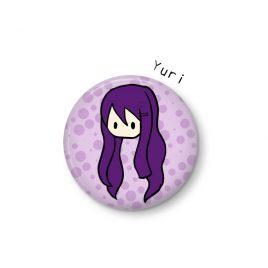 Yuri-button-Doki-Doki-Literature-Club by .