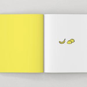 Ontwerp en concept voor boekje voedselverzameling.